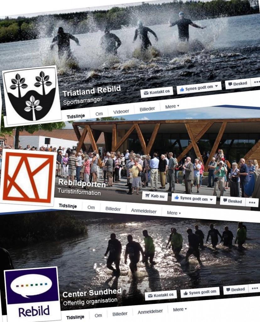 Rebild Kommune. FB Coverfotos